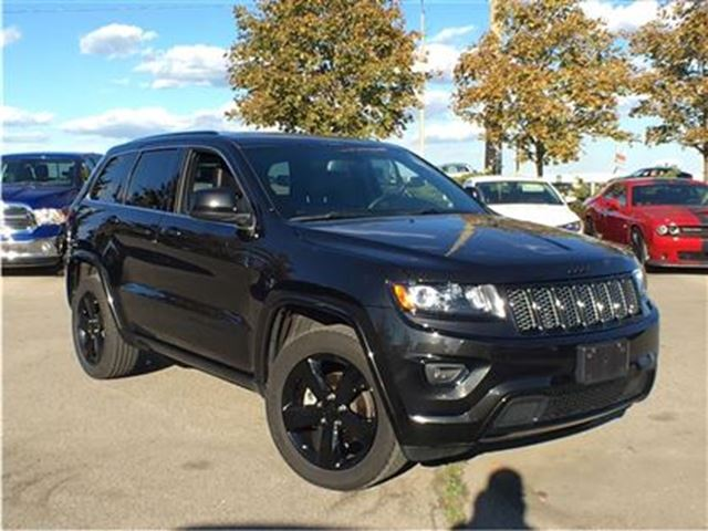2015 jeep grand cherokee altitude edition power sunroof navigation black team chrysler. Black Bedroom Furniture Sets. Home Design Ideas