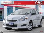 2014 Toyota Matrix * CONVENIENCE PACKAGE * REMOTE START * in Collingwood, Ontario