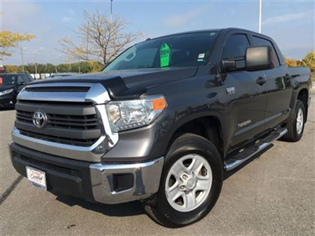 2014 toyota tundra sr5 6rider new tires new brakes grey. Black Bedroom Furniture Sets. Home Design Ideas