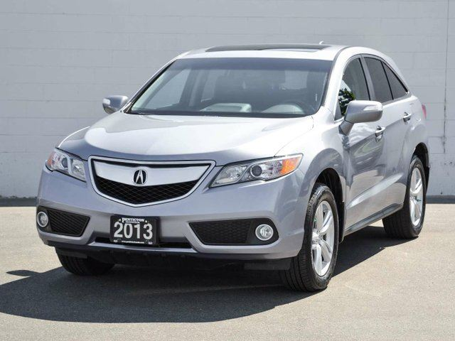 2013 ACURA RDX AWD/Technology Package in Penticton, British Columbia