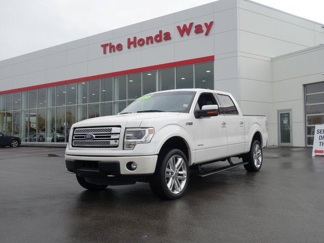 2014 FORD F-150 LIMITED SuperCrew 4WD in Abbotsford, British Columbia