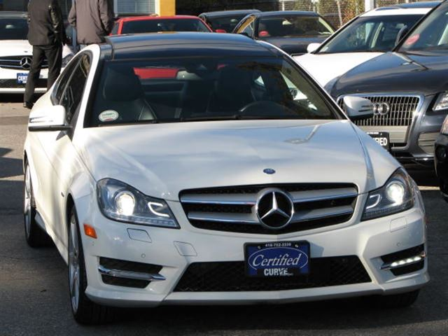 2012 mercedes benz c class c350 amg no accident navi for 2012 mercedes benz c350 price