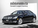 2013 Mercedes-Benz C-Class C300 4MATIC Sedan in Etobicoke, Ontario