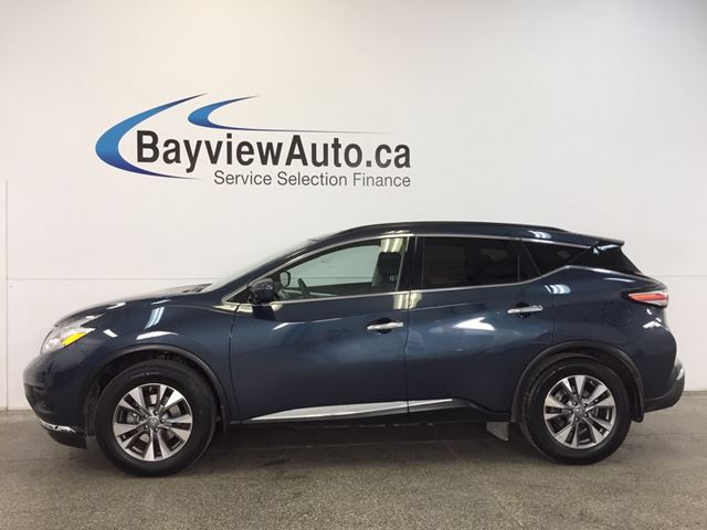 2016 nissan murano sv awd remote start panoroof nav. Black Bedroom Furniture Sets. Home Design Ideas