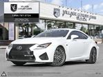 2015 Lexus RC F BALANCE OF WARRANTY | NAVIGATION | CLEAN CARPROOF | CANADIAN in Markham, Ontario