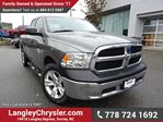 2013 Dodge RAM 1500 ST W/ POWER ACCESSORIES & TONNEAU COVER in Surrey, British Columbia