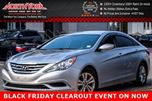 2011 Hyundai Sonata GL CleanCarProof Bluetooth SatRadio Cruise A/C 16Alloys  in Thornhill, Ontario