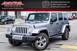 2016 Jeep Wrangler Unlimited Sahara in Thornhill, Ontario