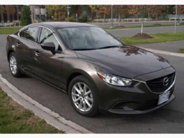 2016 Mazda MAZDA6 GS, Mazda Appearance Protection, Technology & Navigation in Mississauga, Ontario