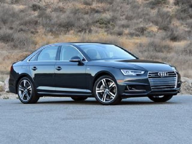 2017 audi a4 2 0t komfort quattro 7sp s tiptronic grey lease busters. Black Bedroom Furniture Sets. Home Design Ideas