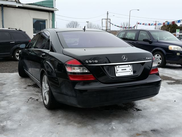 2007 mercedes benz s class v8 ottawa ontario used car for Mercedes benz s class 2007