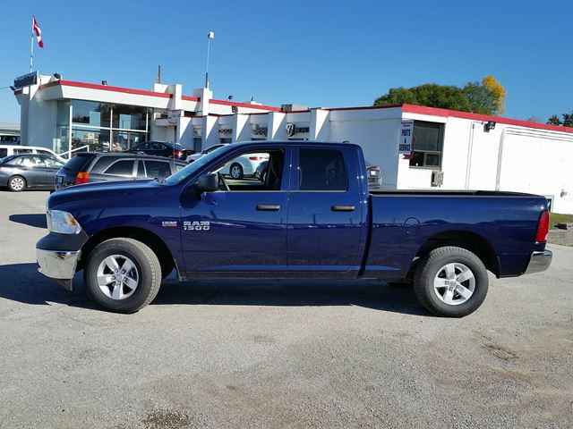 2016 dodge ram 1500 sxt quad cab 4x4 orillia ontario used car for. Cars Review. Best American Auto & Cars Review