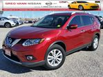 2015 Nissan Rogue SV FWD w/heated seats,rear cam,panoramic roof in Cambridge, Ontario