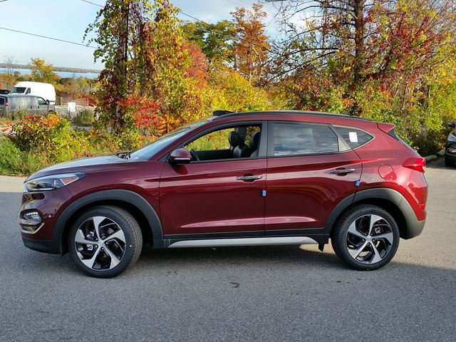 2017 hyundai tucson 1 6t se awd only 90 weekly orillia ontario new car for sale 2617297. Black Bedroom Furniture Sets. Home Design Ideas
