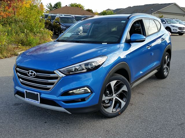 2017 hyundai tucson 1 6t se awd only 90 weekly blue orillia hyundai new car. Black Bedroom Furniture Sets. Home Design Ideas