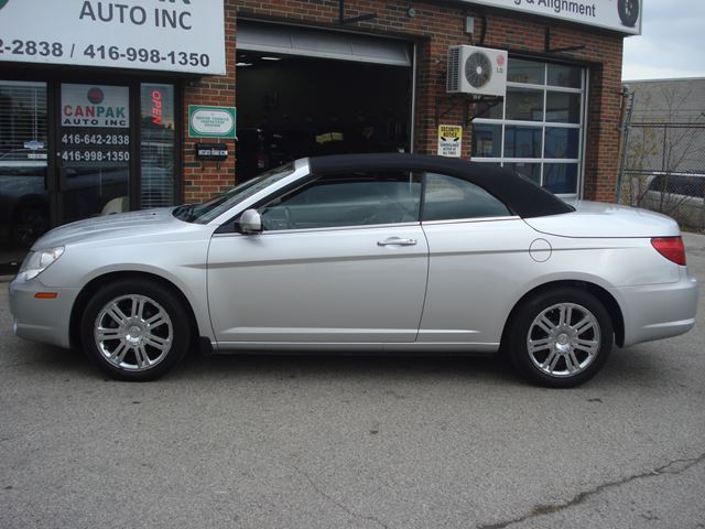 used 2008 chrysler sebring limited scarborough. Black Bedroom Furniture Sets. Home Design Ideas