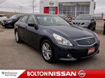 2012 Infiniti G37 x AWD,SUNROOF, LEATHER,BOSE in Bolton, Ontario