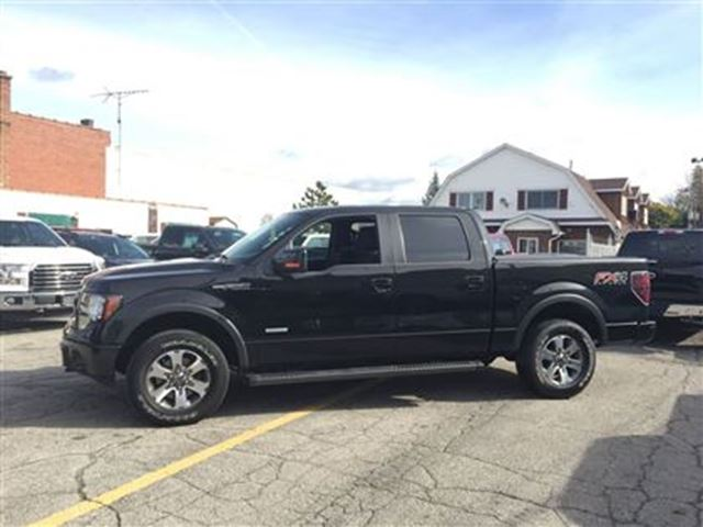 2014 ford f 150 fx4 supercrew ecoboost hagersville ontario used car for sale 2618454. Black Bedroom Furniture Sets. Home Design Ideas