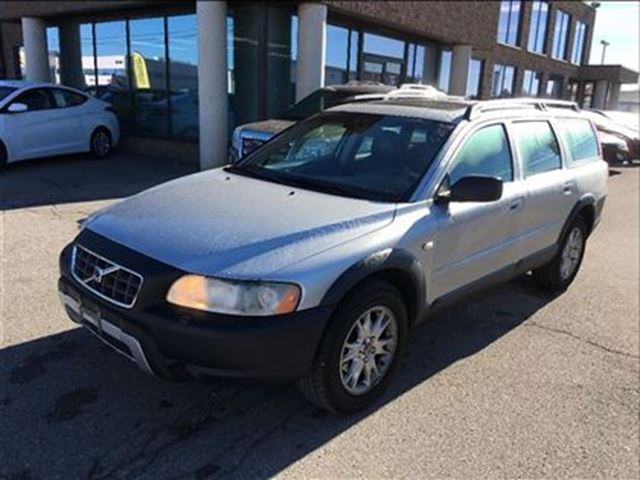 2006 volvo xc70 2 5t milton ontario used car for sale. Black Bedroom Furniture Sets. Home Design Ideas