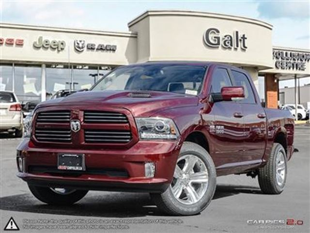 2017 dodge ram 1500 sport cambridge ontario used car for sale 2617883. Black Bedroom Furniture Sets. Home Design Ideas