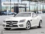 2015 Mercedes-Benz SLK-Class Roadster Navigation! in London, Ontario