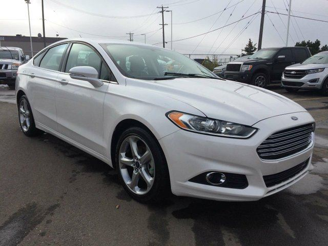 2015 ford fusion se edmonton alberta used car for sale. Black Bedroom Furniture Sets. Home Design Ideas