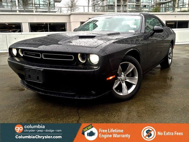 2015 DODGE CHALLENGER SXT in Richmond, British Columbia