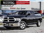 2014 Dodge RAM 1500 ST Quad Cab 4X4 in Winnipeg, Manitoba
