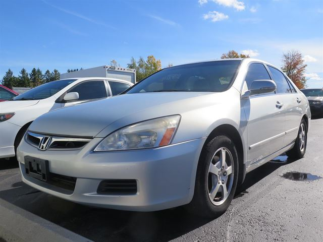 2006 honda accord hybrid stratford ontario used car for. Black Bedroom Furniture Sets. Home Design Ideas