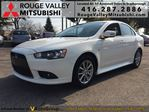 2015 Mitsubishi Lancer LIMITED, NO ACCIDENT, SERVICE RECORDS !!!$49+ta in Scarborough, Ontario