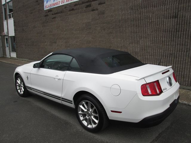 2010 ford mustang v6 gatineau quebec used car for sale. Black Bedroom Furniture Sets. Home Design Ideas