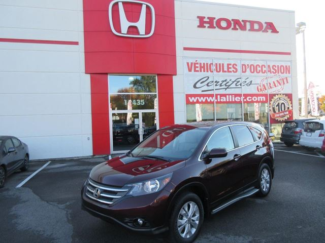 2014 Honda CR-V Ex-L in Montreal, Quebec