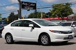 2012 Honda Civic ONLY 81K! **LX MODEL** ALL POWER OPTIONS in Scarborough, Ontario