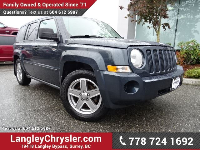2008 jeep patriot sport north w 4x4 power accessories steel. Cars Review. Best American Auto & Cars Review