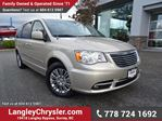 2016 Chrysler Town and Country Touring-L W/ DVD ENTERTAINMENT, NAVIGATION & STOW N' GO SEATS in Surrey, British Columbia