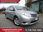 2016 Toyota Sienna LE 8 Passenger W/ 8-PASSENGER & REAR-VIEW CAMERA in Surrey, British Columbia