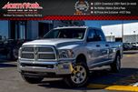 2016 Dodge RAM 2500 SLT 4x4 CleanCarProof TurboDiesel Nav RearCam Htd Front Seats 20Alloys  in Thornhill, Ontario