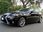 2014 Lexus IS 250 4dr Sdn AWD Luxury Package in Mississauga, Ontario