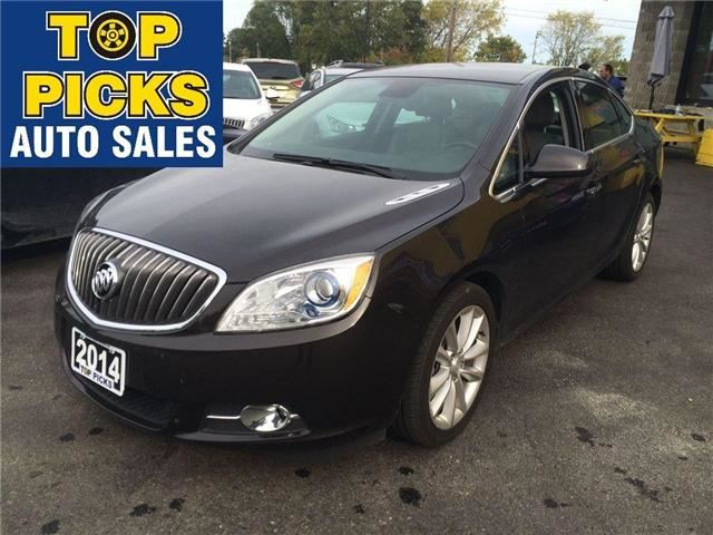 2014 BUICK VERANO           in North Bay, Ontario
