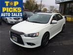 2013 Mitsubishi Lancer SE in North Bay, Ontario