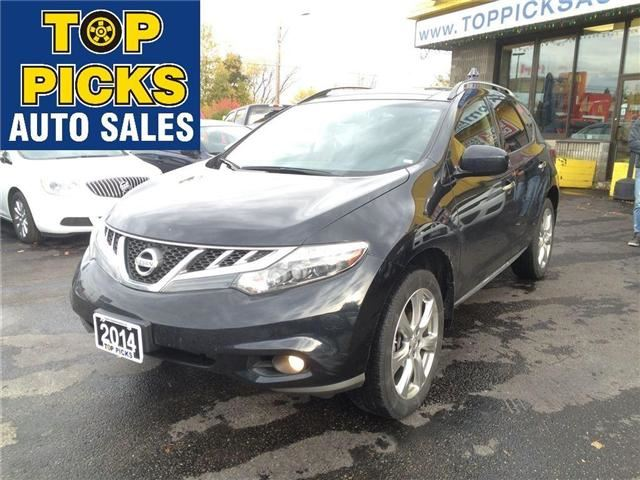 2014 NISSAN MURANO           in North Bay, Ontario