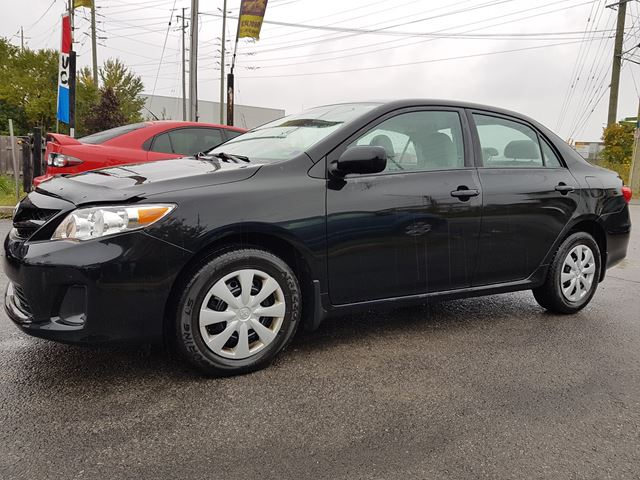 2011 Toyota Corolla CE, AUTOMATIC, AIR CONDITION, ONLY 76 KMS in Ottawa, Ontario