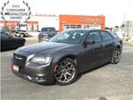 2016 Chrysler 300 S**LEATHER**8.4 TOUCHSCREEN**NAVIGATION**SUNROOF** in Mississauga, Ontario