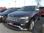 2014 Jeep Grand Cherokee SUMMIT**NAVIGATION**SUNROOF**BLIND SPOT MONITORING in Mississauga, Ontario