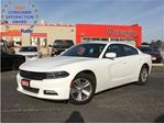 2016 Dodge Charger SXT**SUNROOF**8.4 TOUCHSCREEN**NAVIGATION**BLUETOO in Mississauga, Ontario