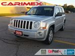 2010 Jeep Patriot Sport/North   4x4 + + Heated Seats in Kitchener, Ontario