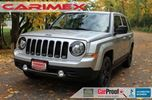 2012 Jeep Patriot Sport/North   ONLY 87K + Heated Seats + CERTIFIED in Kitchener, Ontario