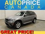 2012 BMW X5 TECH PKG NAVIGATION PANOROOF in Mississauga, Ontario