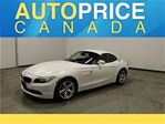 2011 BMW Z4 sDrive30i leather paddle shift in Mississauga, Ontario