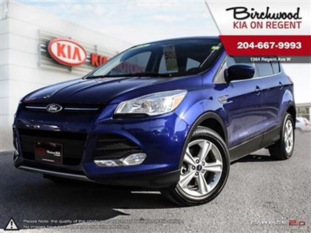 2015 ford escape se includes brand new tires winnipeg manitoba used car for sale 2618809. Black Bedroom Furniture Sets. Home Design Ideas